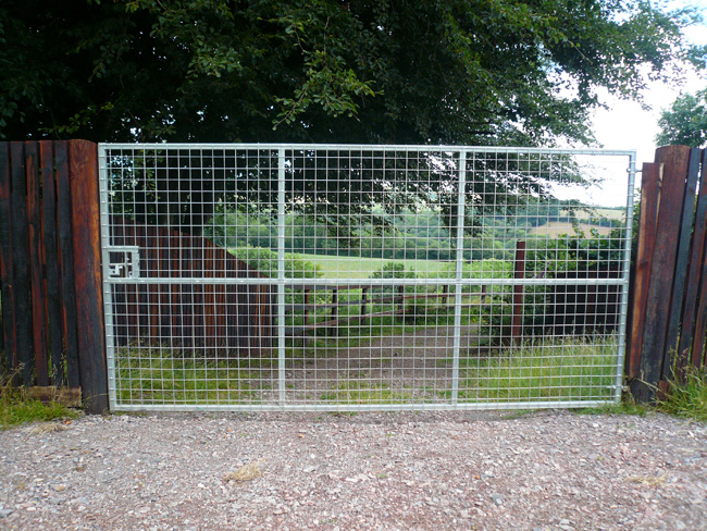 Gates Equine Fencing Specialists Suffolk All Season